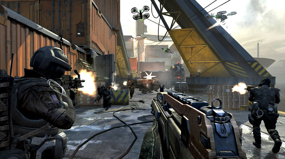 Call of Duty Black Ops 2 Game Wiki