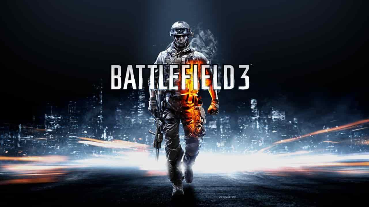 Battlefield 3 PC Free Download