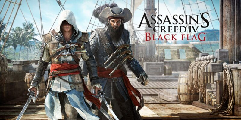 Assassin Creed IV Black Flag PC Free Download