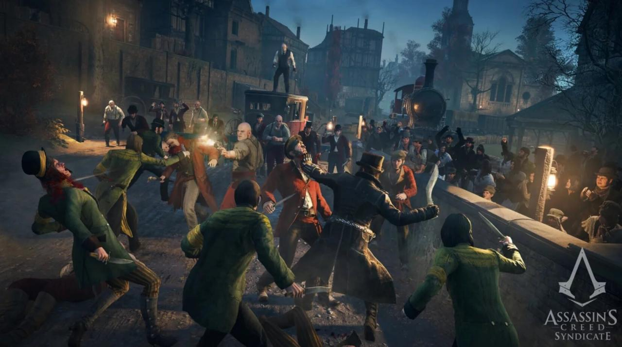Assassin Creed Syndicate Game Wiki