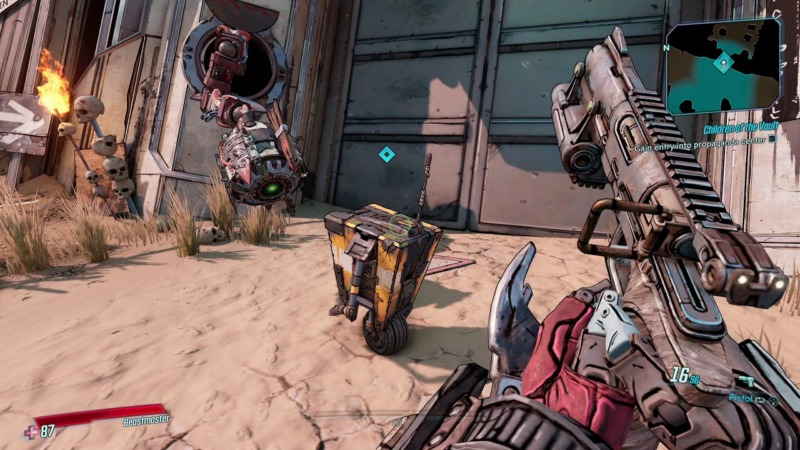 Borderlands 3 Director Cut includes a deleted scene that would have made it a better game