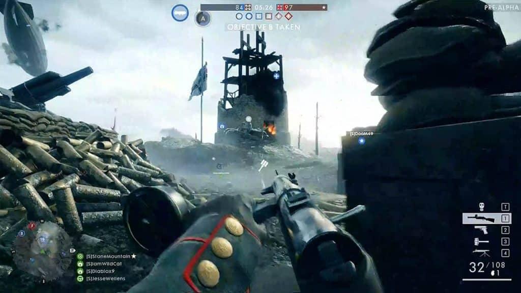Battlefield 1 Game Wiki