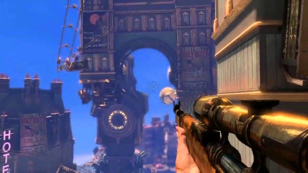 Bioshock Infinite Game Wiki
