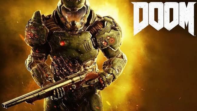 Doom 2016 PC Free Download