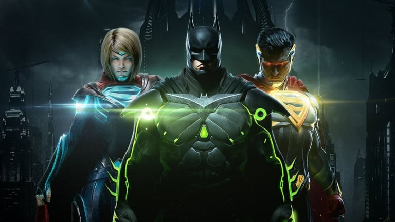 Injustice 2 PC Free Download