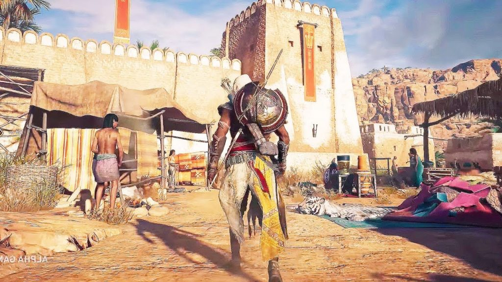 Assassins Creed Origins Game Wiki