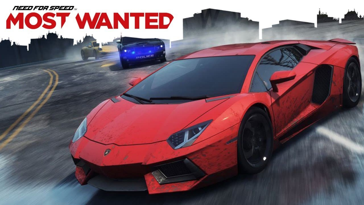 Need For Speed Most Wanted 2012 PC Free Download