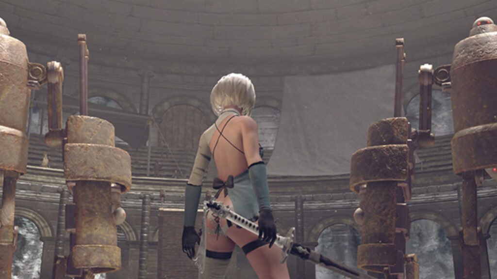 Nier Automata HD texture pack finally complete by modder after four years