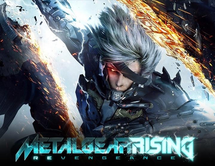 Metal Gear Rising Revengeance PC Free Download