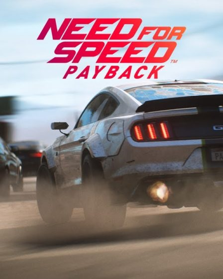 Need For Speed Payback PC Free Download