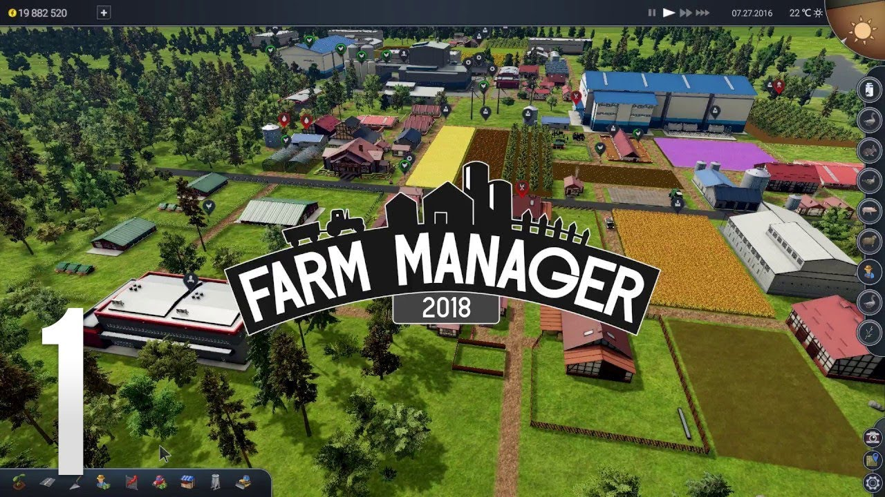 Farm Manager 2018 PC Free Download
