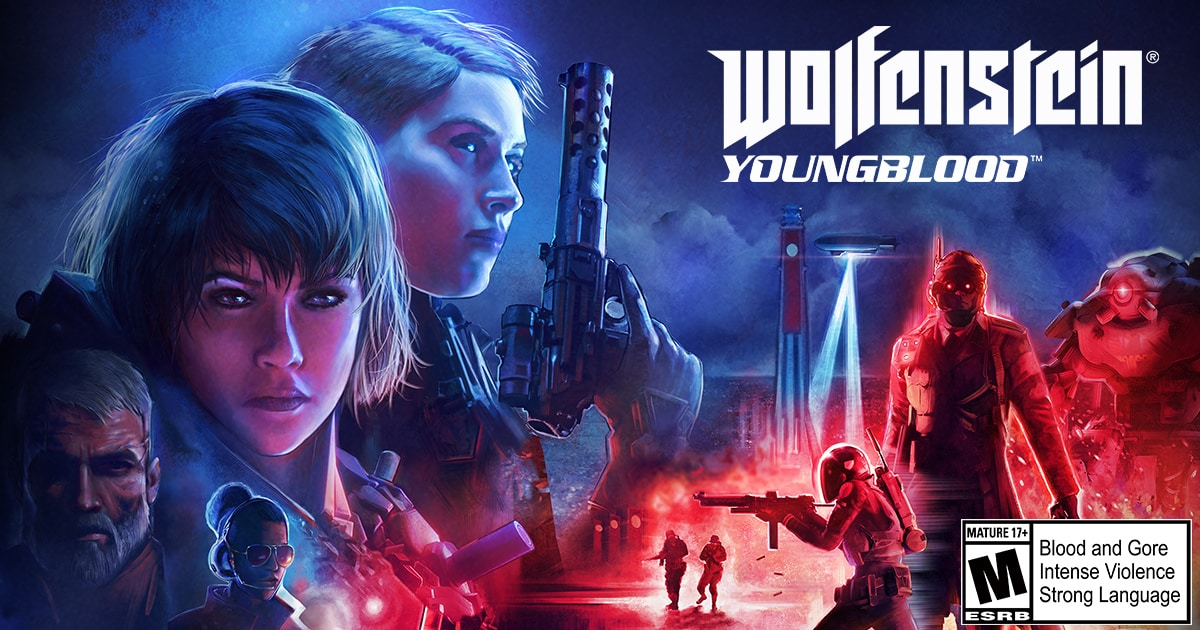 Wolfenstein Youngblood PC Free Download