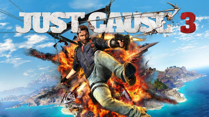 Just Cause 3 PC Free Download