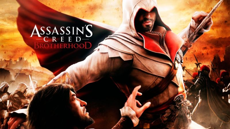 Assassins Creed Brotherhood PC Free Download