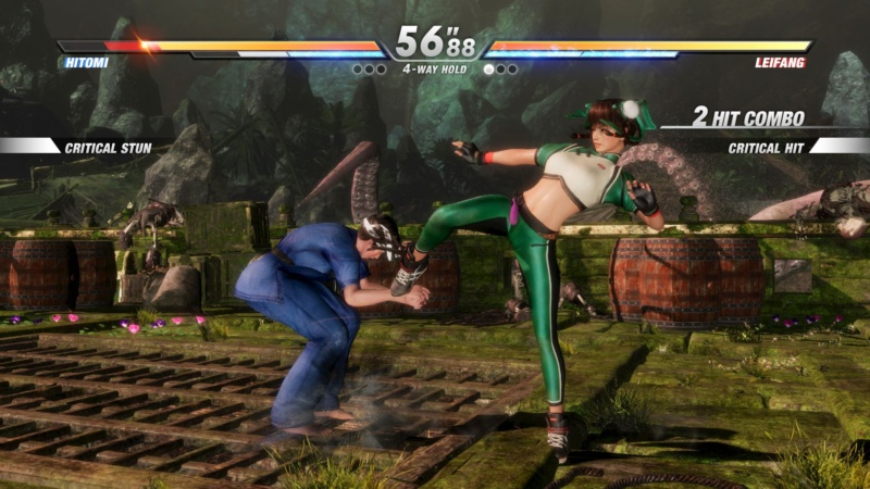 Dead or Alive 6 Game Wiki