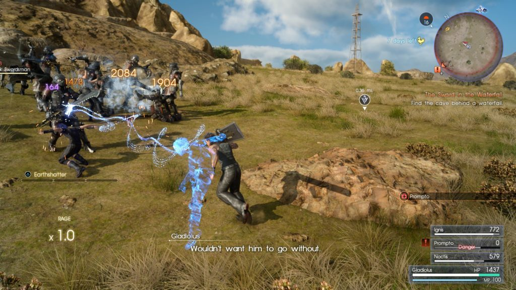 Final Fantasy XV Game Wiki