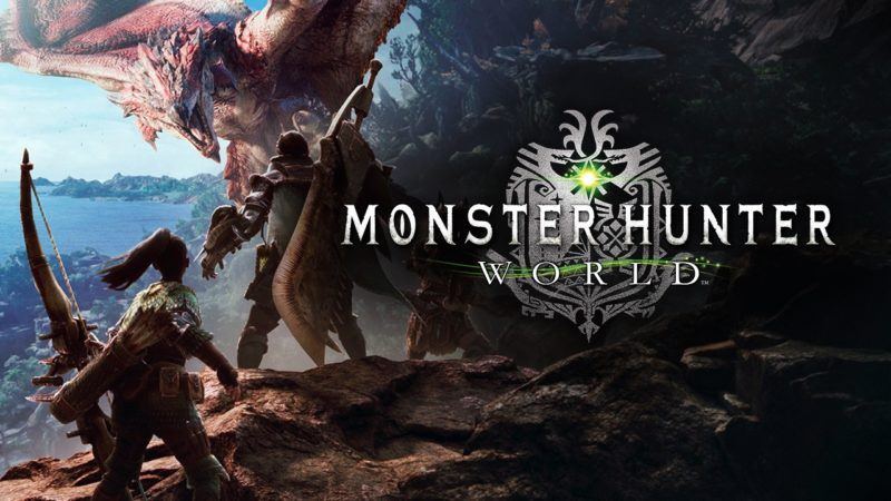 Monster Hunter World PC Free Download