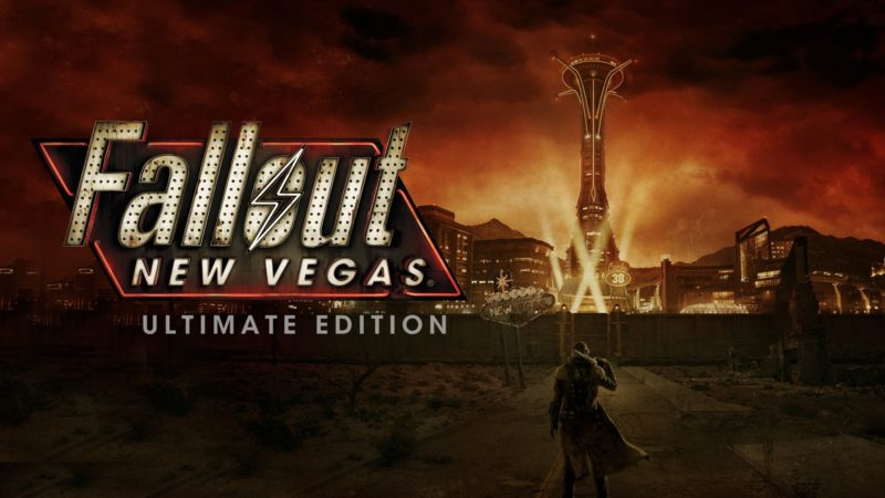 Fallout New Vegas Ultimate Edition PC Free Download