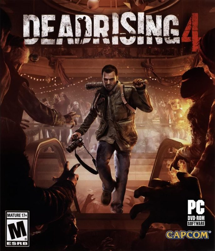 Dead Rising 4 PC Free Download