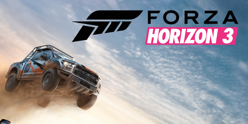 Forza Horizon 3 PC Free Download