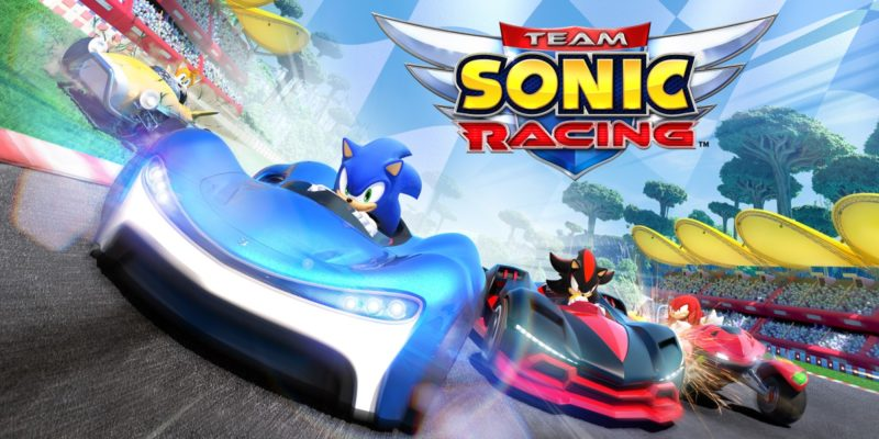 Team Sonic Racing PC Free Download
