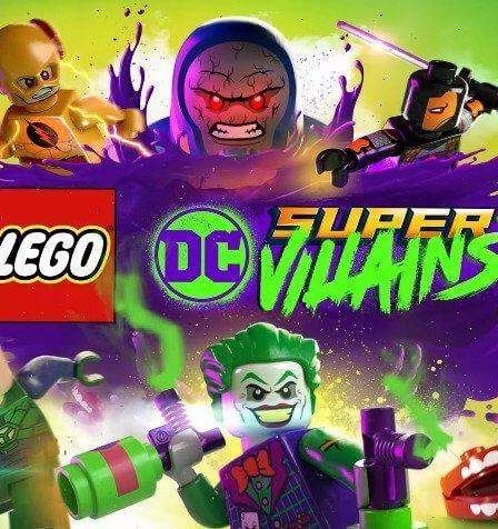 LEGO DC Super Villains PC Free Download