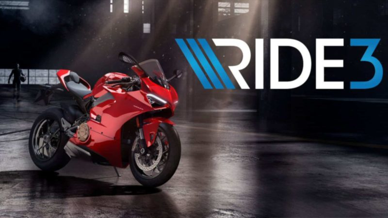 RIDE 3 PC Free Download