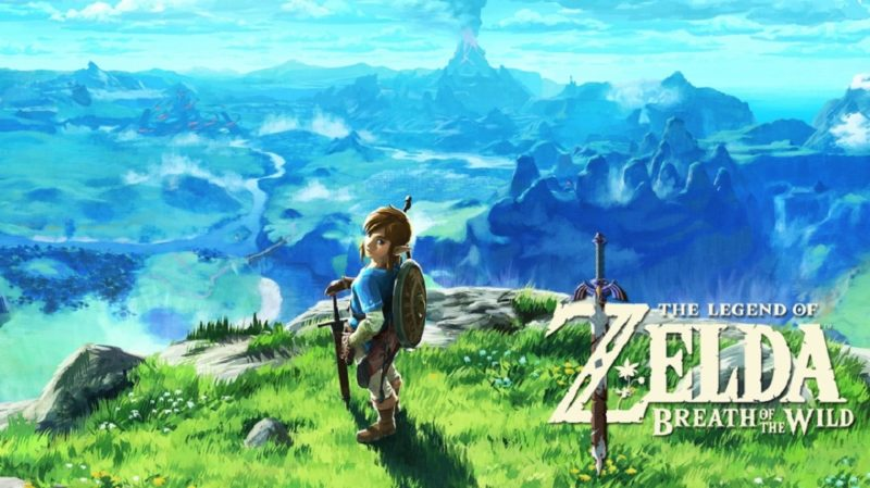 The Legend of Zelda Breath of the Wild [All DLC's inc.] PC Free Download