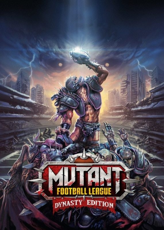 Mutant Football League PC Free Download