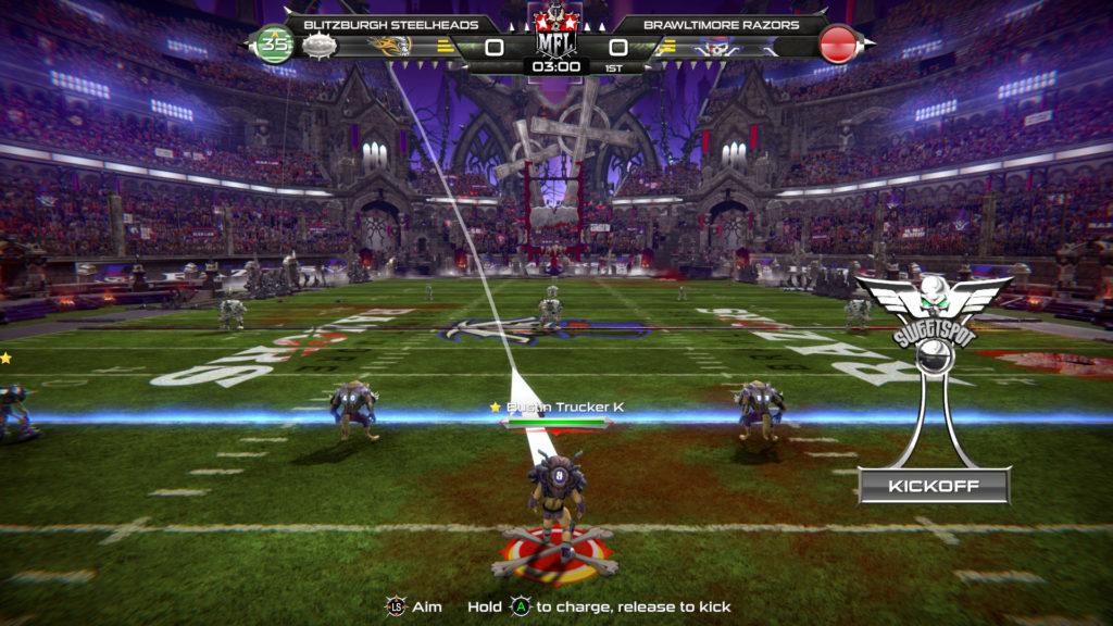 Mutant Football League Game Wiki