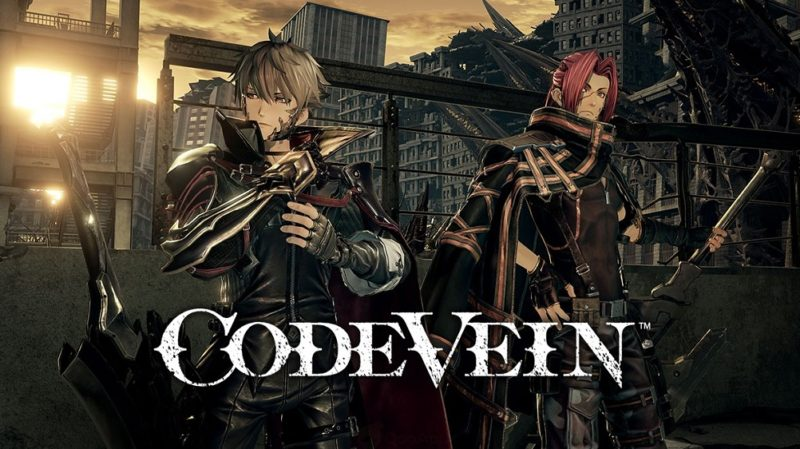 Code Vein PC Free Download