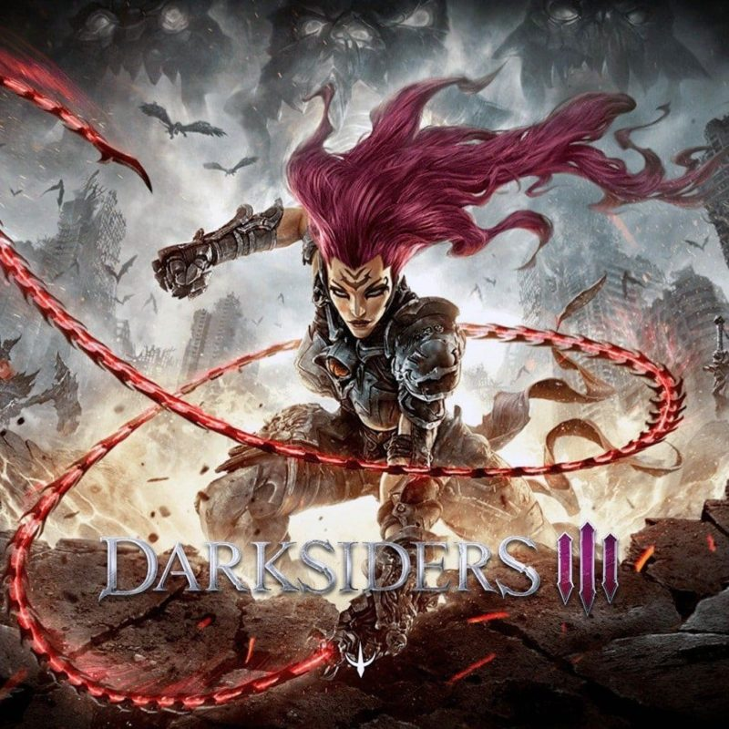 Darksiders III PC Free Download