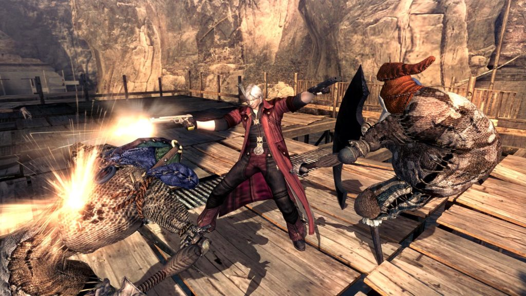 Devil May Cry 4 Game Wiki