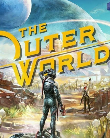 The Outer Worlds PC Free Download