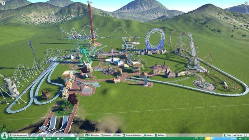 Planet Coaster Game Wiki