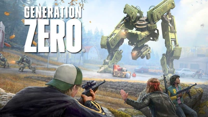 Generation Zero PC Free Download