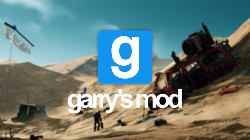 Garrys Mod PC Free Download