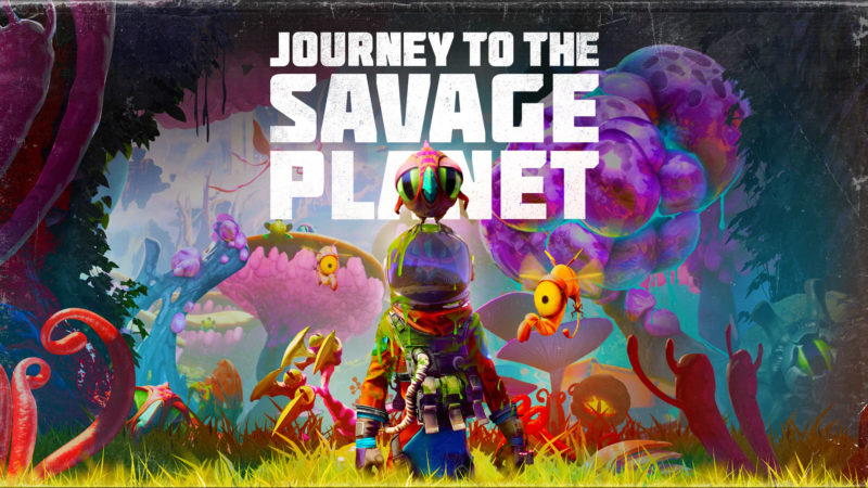Journey to the Savage Planet PC Free Download