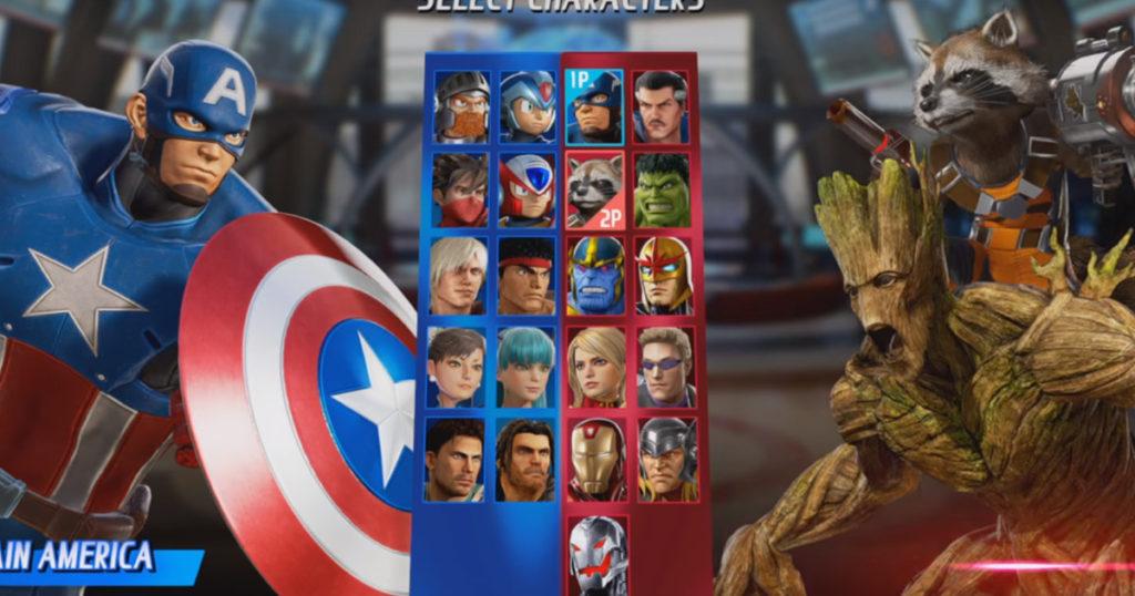 Marvel Vs Capcom Infinite Game Wiki