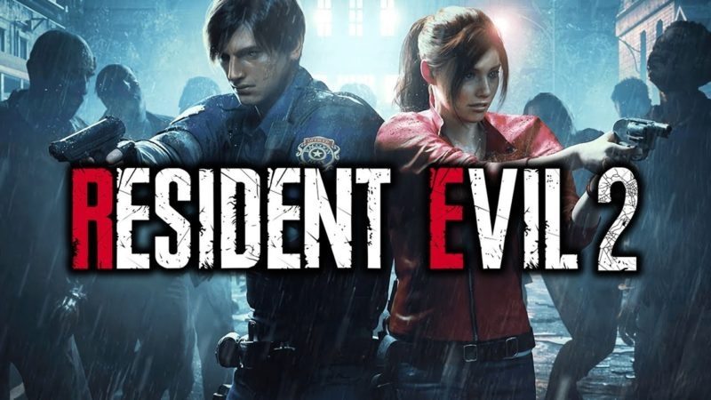 Resident Evil 2 PC Free Download