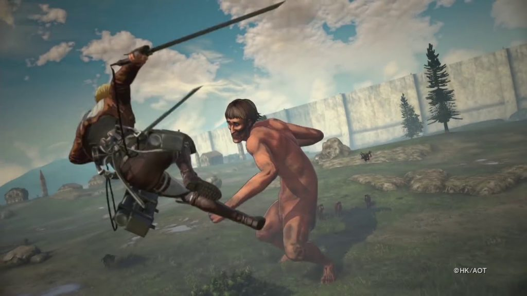Attack on Titan 2 Game Wiki