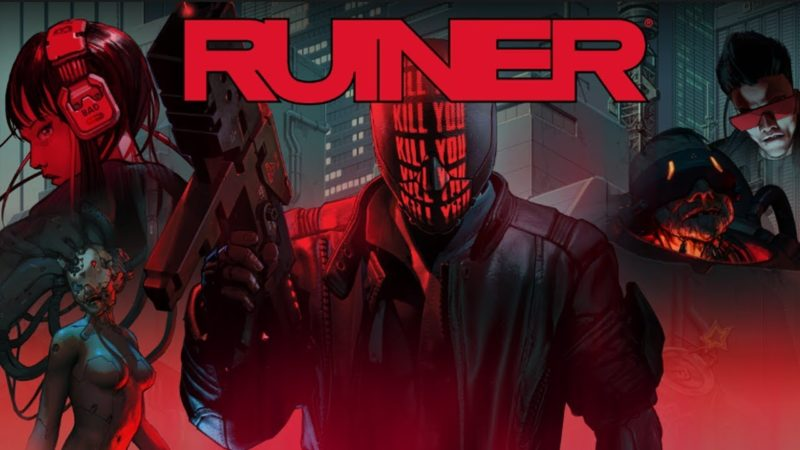 Ruiner PC Free Download