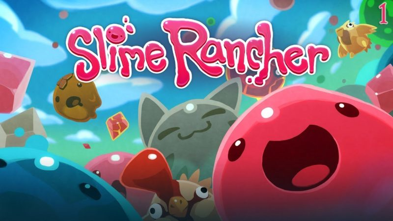 Slime Rancher PC Free Download