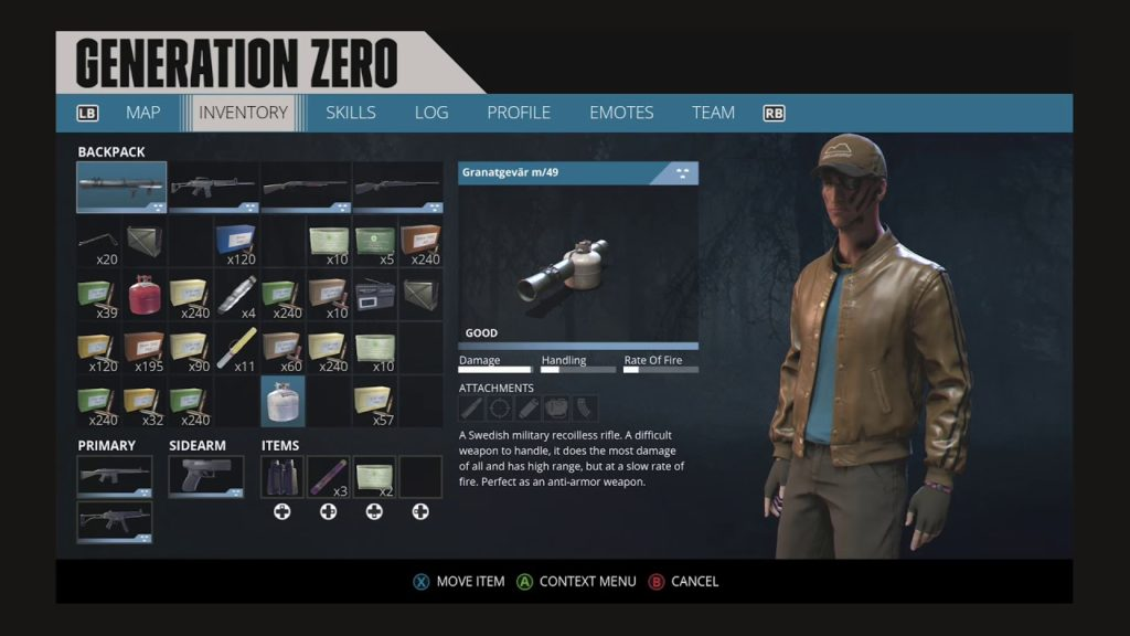 Generation Zero Game Wiki