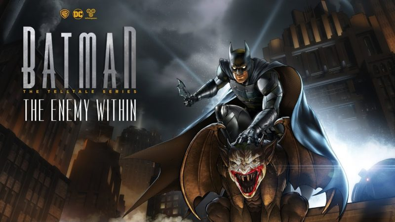 Batman The Enemy Within Game Wiki