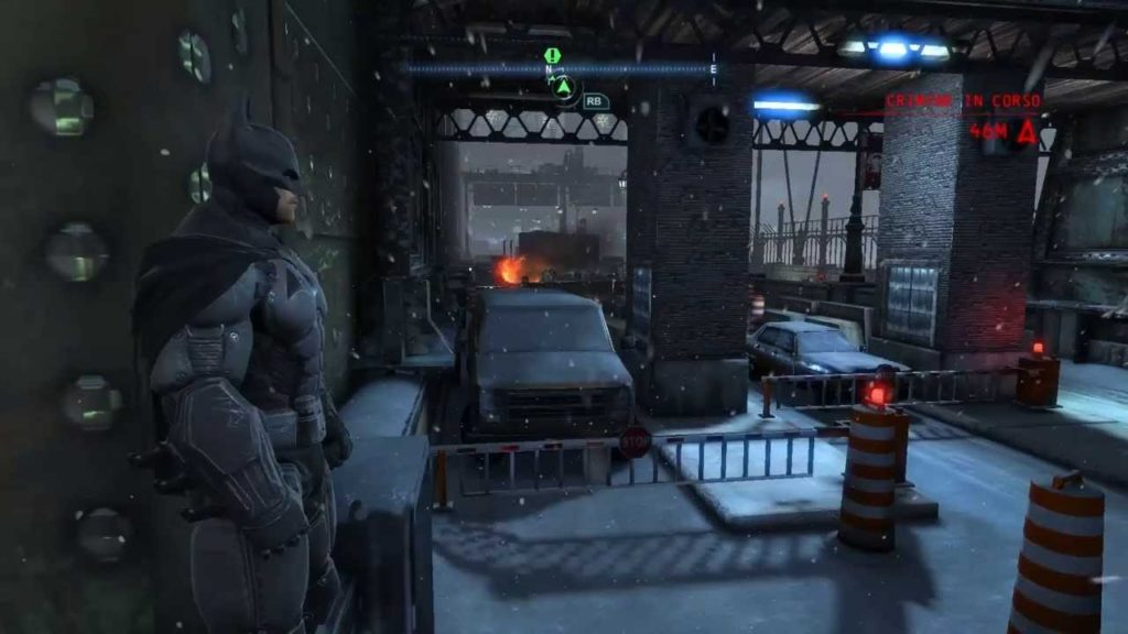 Batman Arkham Origins Game Wiki