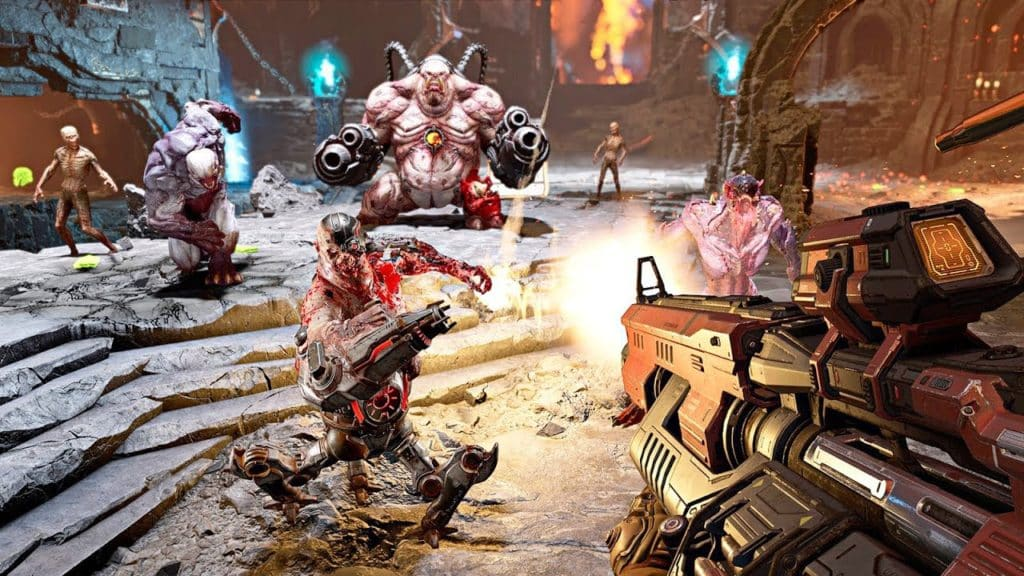 Doom Eternal Game Wiki