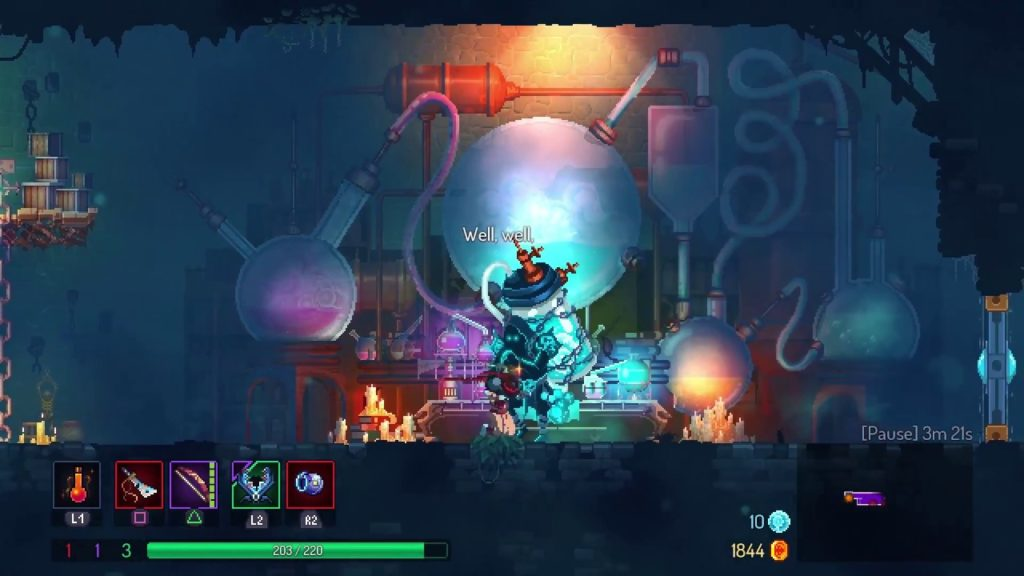 Dead Cells Game Wiki