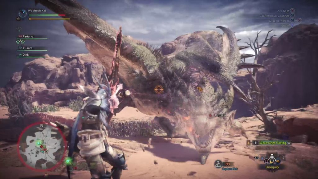 Monster Hunter World Game Wiki