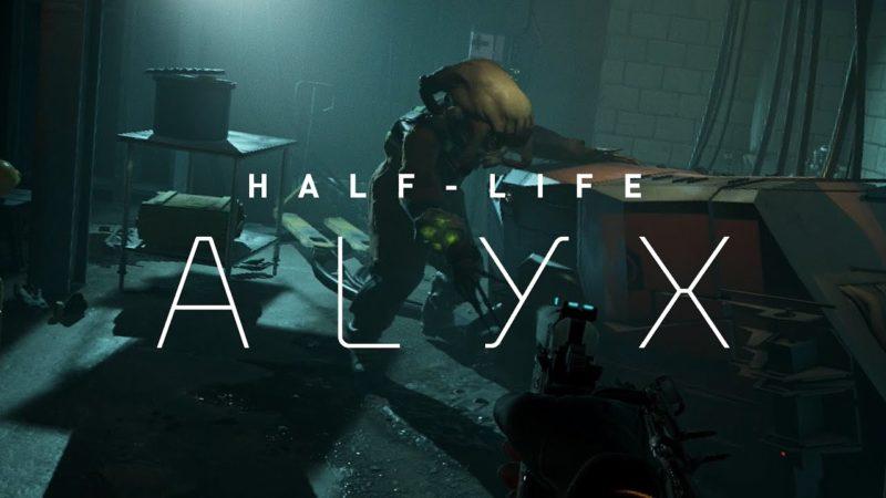 Half life Alyx PC Free Download